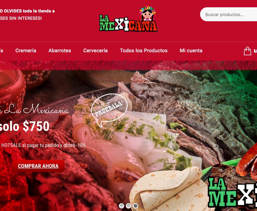 La Mexicana Surtidora